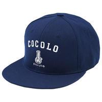 ORIGINAL BONG SNAPBACK CAP (NAVY)