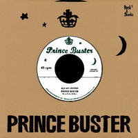 Prince Buster/Righteous Flames - All My Loving/ You Don't Know  [7inch]