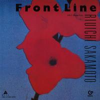 坂本龍一 / Front Line [7inch](Blue vinyl)