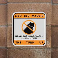MED, BLU & MADLIB / THE TURN UP [12inch]