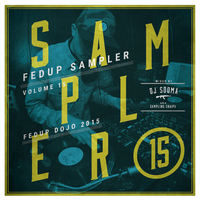 DJ SOOMA / Fedup Sampler vol.15 [MIX CD]