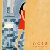 大貫妙子 / note [LP]