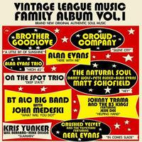 Vintage League Music / VINTAGE LEAGUE MUSIC FAMILY ALBUM VOL. 1 [LP]