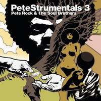 PETE ROCK / PETESTRUMENTALS 3 [LP]