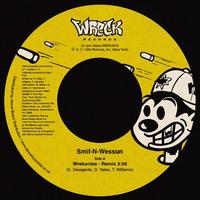 SMIF-N-WESSUN / WREKONIZE (REMIX) [7inch]