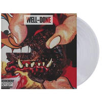 STATIK SELEKTAH & ACTION BRONSON / WELL DONE (CLEAR VINYL) [2LP]