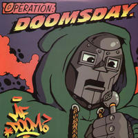 MF DOOM / OPERATION:DOOMSDAY [CD]