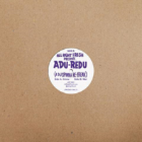 DJ SPINNA / ADU-REDU (A DJ SPINNA RE-FREAK) BLACK BINYL [12inch]