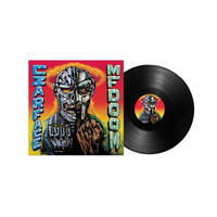 MF DOOM & CZARFACE / CZARFACE MEETS METAL FACE [LP]