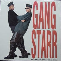 GANG STARR / NO MORE MR. NICE GUY [LP]