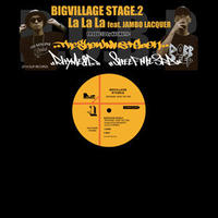 RHYME&B X SHEEF THE 3RD / BIGVILLAGE STAGE.2 [12inch]
