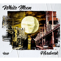 HARDVERK / WHITE MOON [CD]