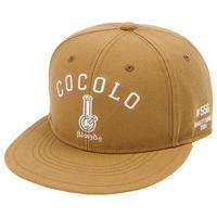 ORIGINAL BONG SNAP BACK CAP (BROWN)