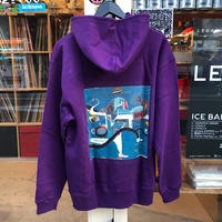 Notice Hoodie (PURPLE - L size only)