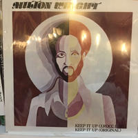 MILTON WRIGHT (EDIT BY J.ROCC) / KEEP IT UP (J.ROCC EDIT) [7inch]