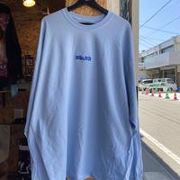 BNGRD L/S tee (LT-Blue)