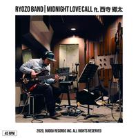 RYOZO BAND / MIDNIGHT LOVE CALL [7inch]