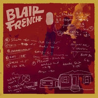 3月下旬入荷予定 - BLAIR FRENCH / GENES - SPACE CONDUCTOR  [7inch]