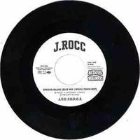 J.ROCC / JVC FORCE&STRONG ISLAND (BLUE MIX J.ROCC 7INCH EDIT) [7inch]