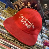 Banguard snapback (red)