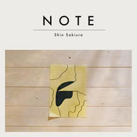 Shin Sakiura / NOTE [LP]