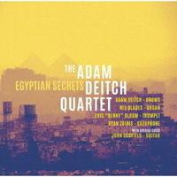 Adam Deitch / Egyptian Secrets [CD]