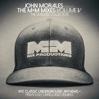 JOHN MORALES  VOL.4 M & M MIXES (4CD)