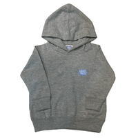 "CHILLSULL""1POINT HOODIE"" / GRAY(KIDS)"