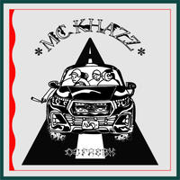 MC KHAZZ / 23 BREEZE-R1 [7inch]