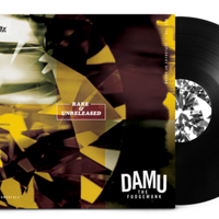 DAMU THE FUDGEMUNK / RARE & UNRELEASED (INSTRUMENTALS) [LP]