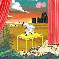 Alfred Beach Sandal / Unknown Moments [CD]