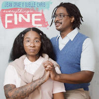 JEAN GRAE & QUELLE CHRIS / EVERYTHING'S FINE [2LP]