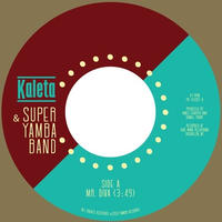 Kaleta & Super Yamba Band / Mr. Diva [7inch]