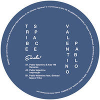 PABLO VALENTINO / SPACE TRIBE [12inch]