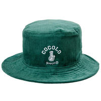 CORD BONG BUCKET HAT(GREEN)