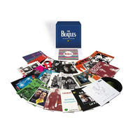 BEATLES / THE SINGLES COLLECTION [23×7inch BOX]