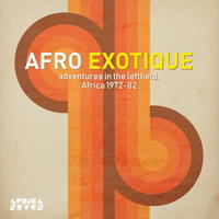 Various Artists / Afro Exotique - Adventures In The Leftfield, Africa 1972-82 [LP]