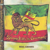 5.26 - Spinna B-ill & The Cavemans / REAL GROOVE [LP]