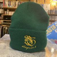 Banguard×Lef deep Knit Cap(green)