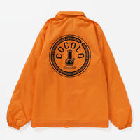 CIRCLE BONG COACH JKT (ORANGE)
