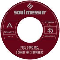 Cookin' On 3 Burners / Feel Good Inc./Cars [7inch]