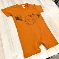 Banguard Baby rompers(orange)