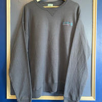 """""""LOVE"""" Garment Dyed sweat(AnchorSlate) -L size only-"""