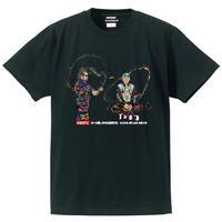 092FC TEE (BLACK) -size M-