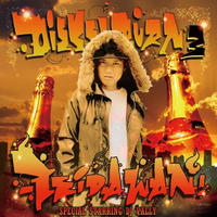 FEIDA-WAN / DIESEL BURN 3 [MIX CD] -SPECIAL STARRING DJ VALLY-