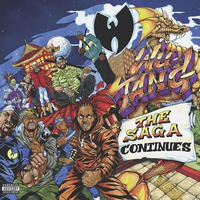 WU-TANG CLAN / THE SAGA CONTINUES [2LP]