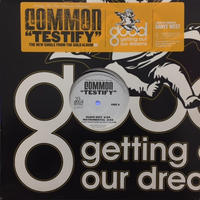 COMMON / TESTIFY [12INCH]