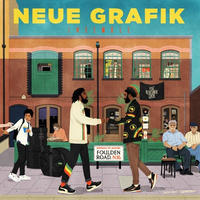 NEUE GRAFIK ENSEMBLE / Foulden Road [CD]