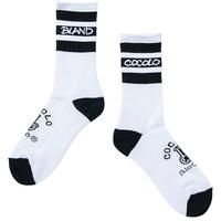 BONG LINE SOCKS (WHITE)