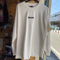 BNGRD L/S tee (Natural)